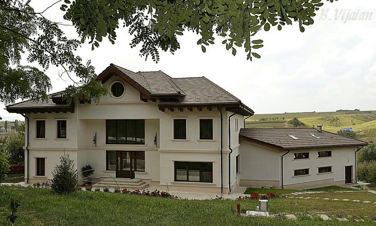 casa tencuita cu Acrisyl